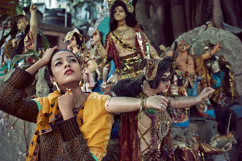 bazaar india 9 Colston Julian Captures Pallavi Singh for Harpers Bazaar India