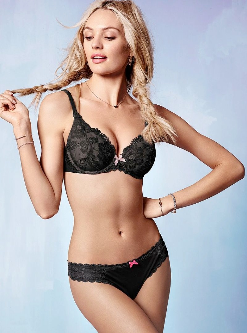 candice victorias secret photos1 Candice Swanepoel is Sweet & Sexy in Victorias Secret Photos