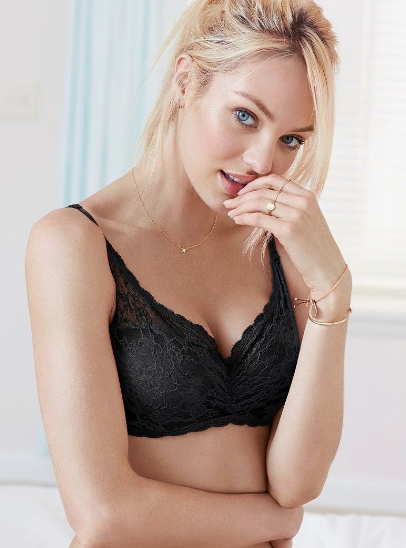 candice victorias secret photos12 Candice Swanepoel is Sweet & Sexy in Victorias Secret Photos