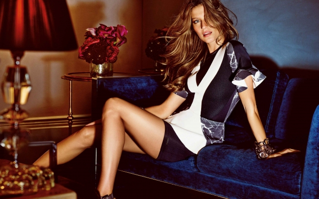 colcci gisele campaign1 First Look | Gisele Bundchen for Colcci Fall/Winter 2014 Campaign