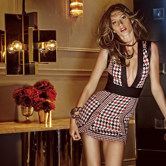 colcci gisele campaign2 First Look | Gisele Bundchen for Colcci Fall/Winter 2014 Campaign