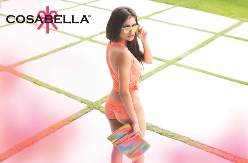 cosabella spring 201411 Cosabella Gets Sunny with Spring/Summer 2014 Campaign