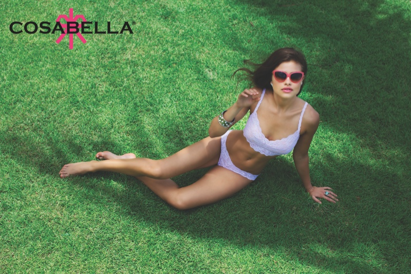 Cosabella Gets Sunny with Spring/Summer 2014 Campaign