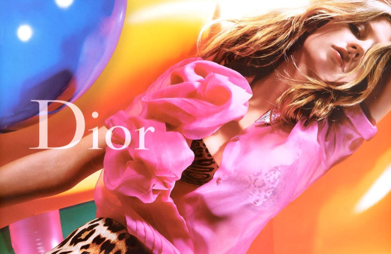 Throwback Thursday | Gisele Bundchen for Dior Fall 2004 Campaign
