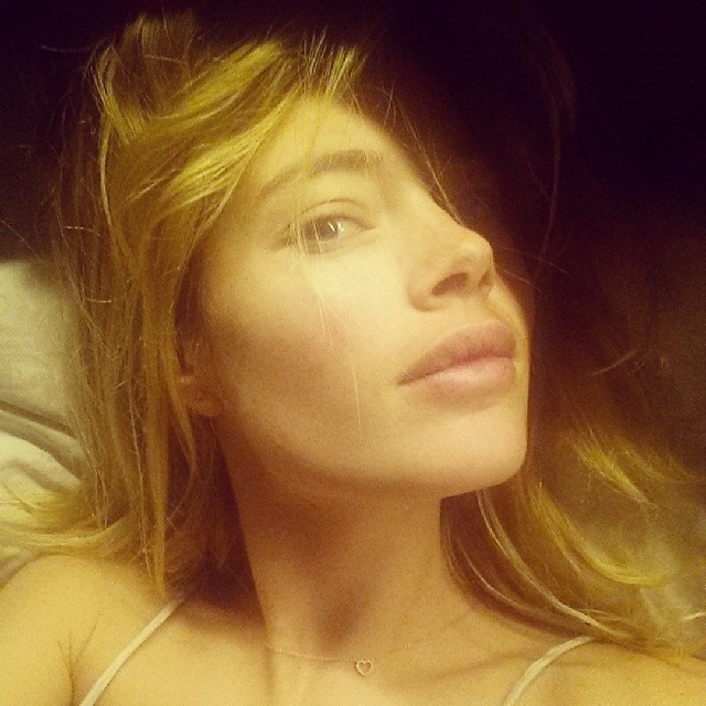 doutzen morning Instagram Photos of the Week | Hilary Rhoda, Sara Sampaio + More Model Pics
