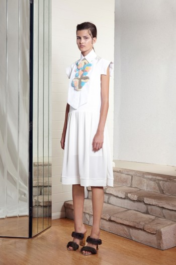 Ellery Pre-Fall 2014 Collection