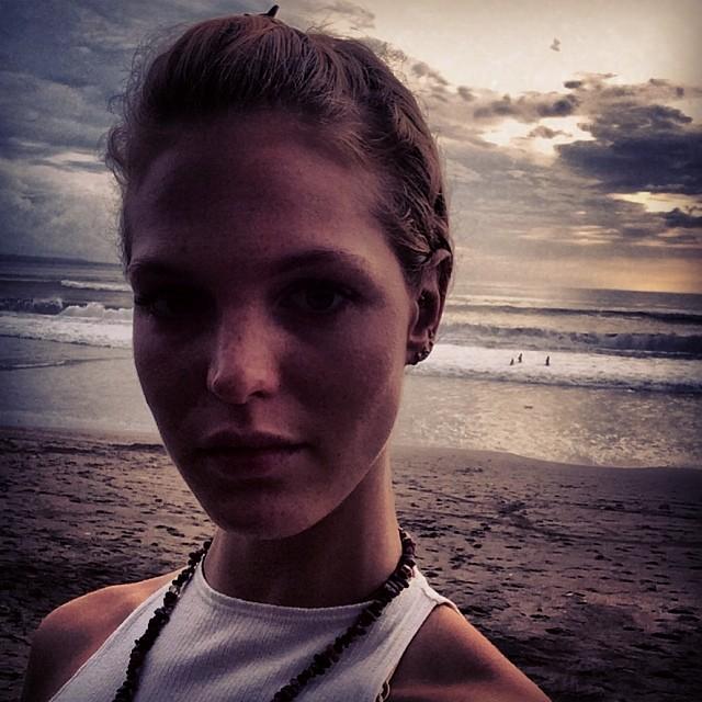 Instagram Photos of the Week   Doutzen Kroes, Anja Rubik + More Model Pics