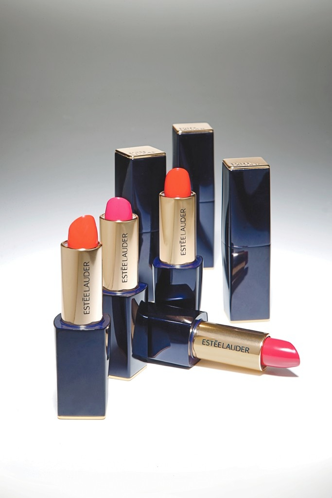 estee lauder lips2 Carolyn Murphy for Estee Lauder Pure Color Envy Sculpting Lipstick