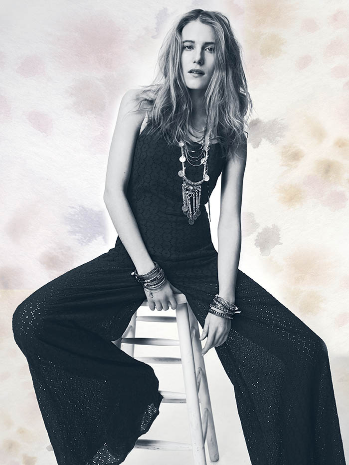 free people february 2014 5 Dree Hemingway + Anais Mali Model for Free Peoples February Catalog