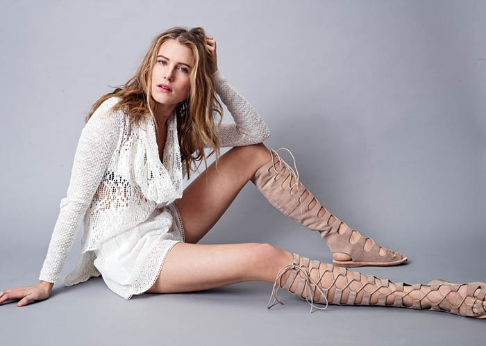 free people february 2014 9 Dree Hemingway + Anais Mali Model for Free Peoples February Catalog