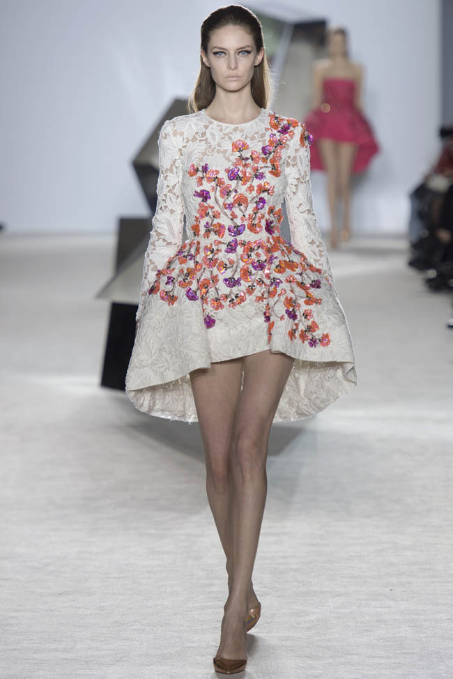Giambattista valli haute couture spring summer 2014 for 2014 haute couture