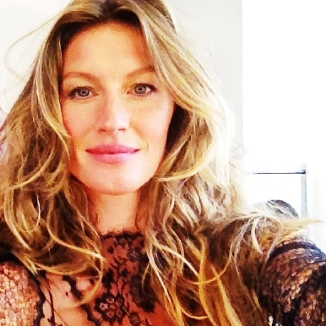 Model Talk: Gisele Bundchen Says She Doesn't Own a Hairbrush