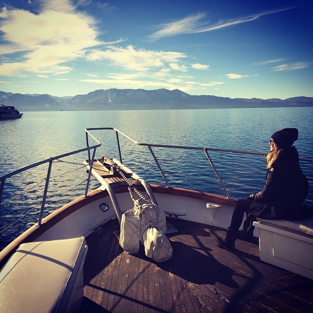 heidi lake tahoe Instagram Photos of the Week | Toni Garrn, Bar Refaeli, Behati Prinsloo + More