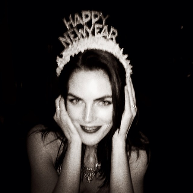hilary new year Instagram Photos of the Week | Hilary Rhoda, Sara Sampaio + More Model Pics