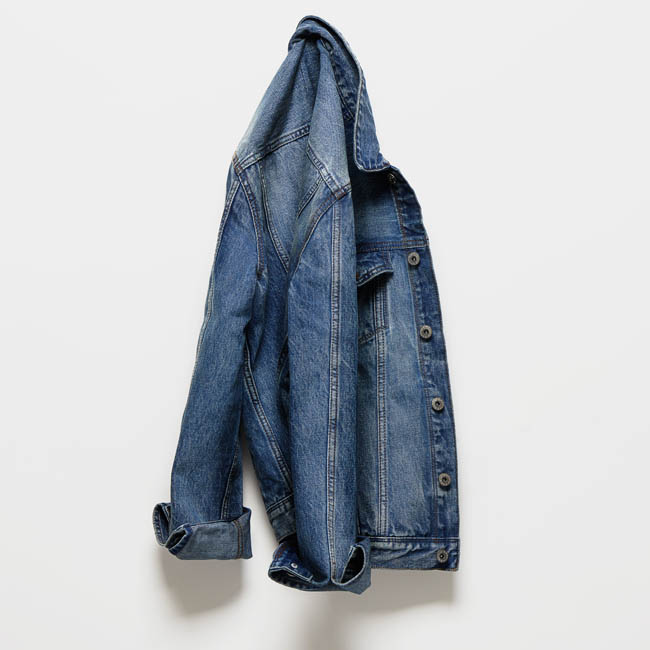 hm recycled collection1 H&M Launches First Line Made from Recycled Textile Fiber