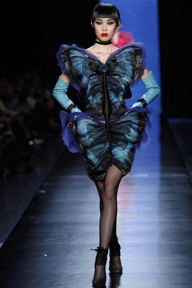 Jean paul gaultier haute couture spring summer 2014 for Hot couture fashion