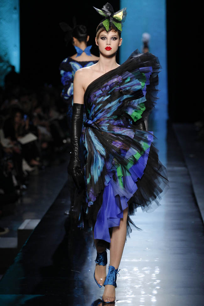 Jean paul gaultier haute couture spring summer 2014 for Haute couture list