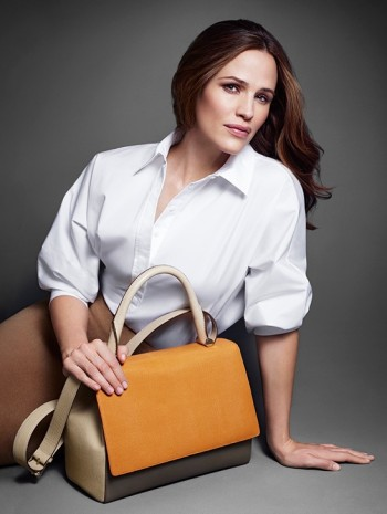 Jennifer Garner Fronts Max Mara Spring 2014 Accessories Campaign