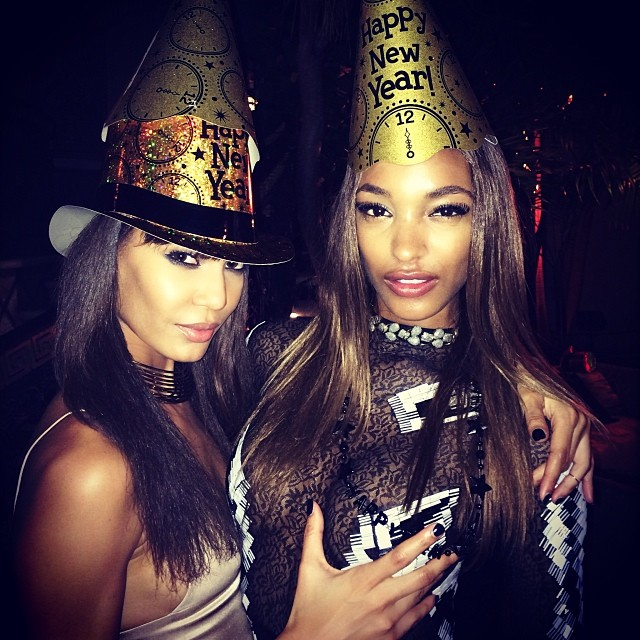 joan jourdan Instagram Photos of the Week | Hilary Rhoda, Sara Sampaio + More Model Pics
