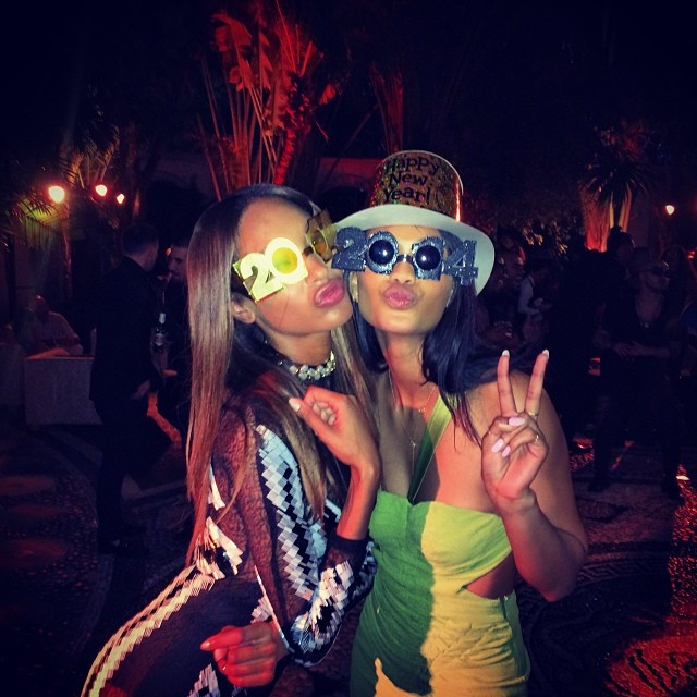 jourdan chanel Instagram Photos of the Week | Hilary Rhoda, Sara Sampaio + More Model Pics