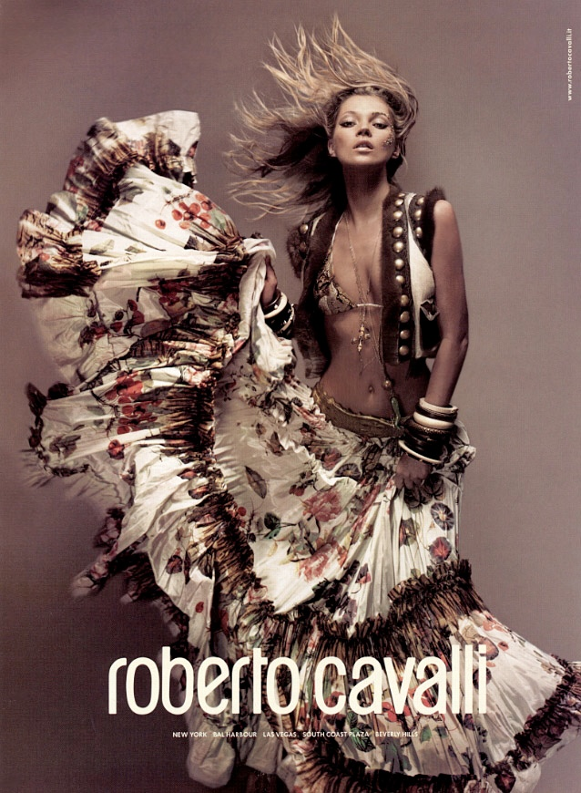 kate moss cavalli Happy Birthday Kate Moss! TBT Photos as The Supermodel Turns 40