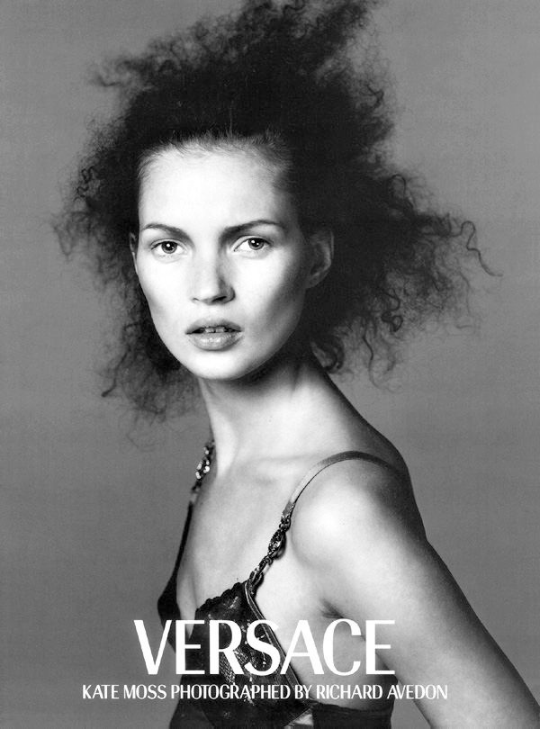 kate moss versace avedon Happy Birthday Kate Moss! TBT Photos as The Supermodel Turns 40