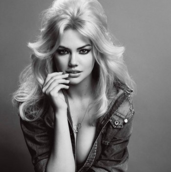 Kate Upton Stars in V Magazine Photos, Adresses Victoria's Secret Slam