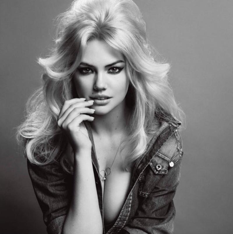 Kate Upton Stars in V Magazine Photos, Adresses Victoria's Secret Slam