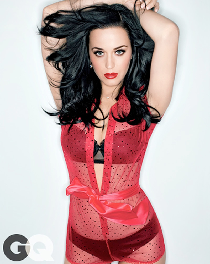 katy perry hot photos1 Katy Perry Looks Hot in GQ February 2014 Cover Shoot