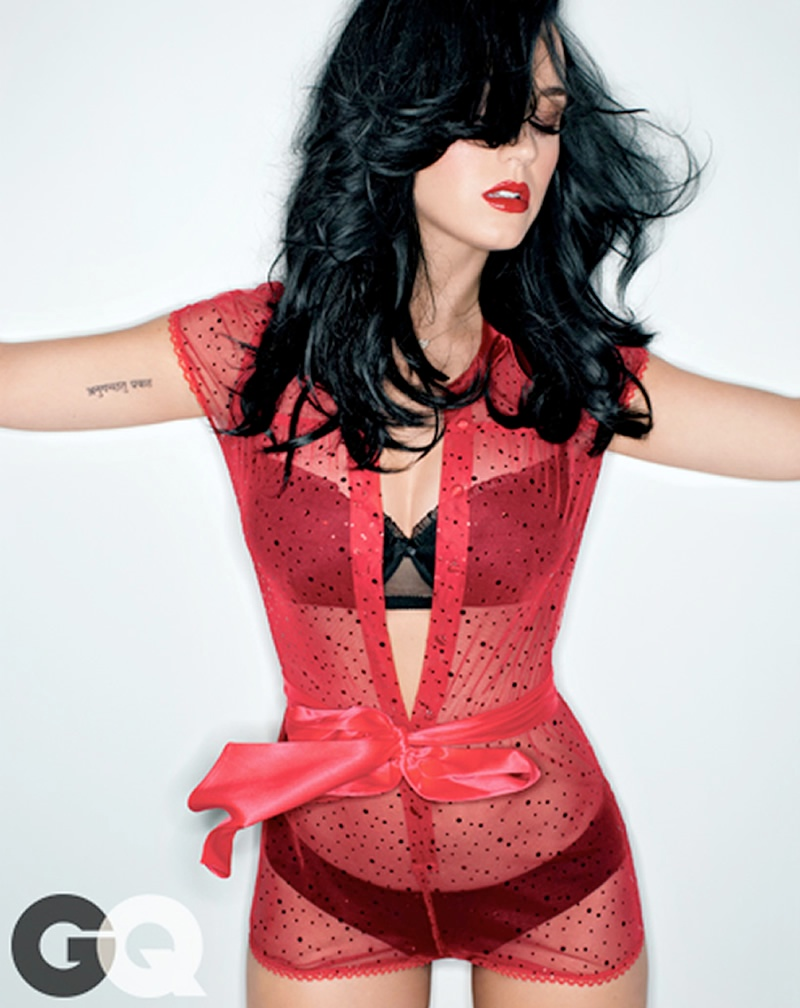 katy perry hot photos4 Katy Perry Looks Hot in GQ February 2014 Cover Shoot