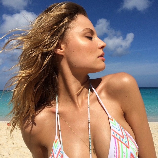 magda vs Instagram Photos of the Week | Toni Garrn, Bar Refaeli, Behati Prinsloo + More