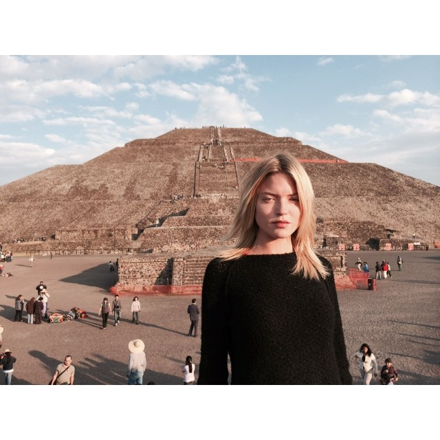 martha mexico Instagram Photos of the Week | Doutzen Kroes, Anja Rubik + More Model Pics