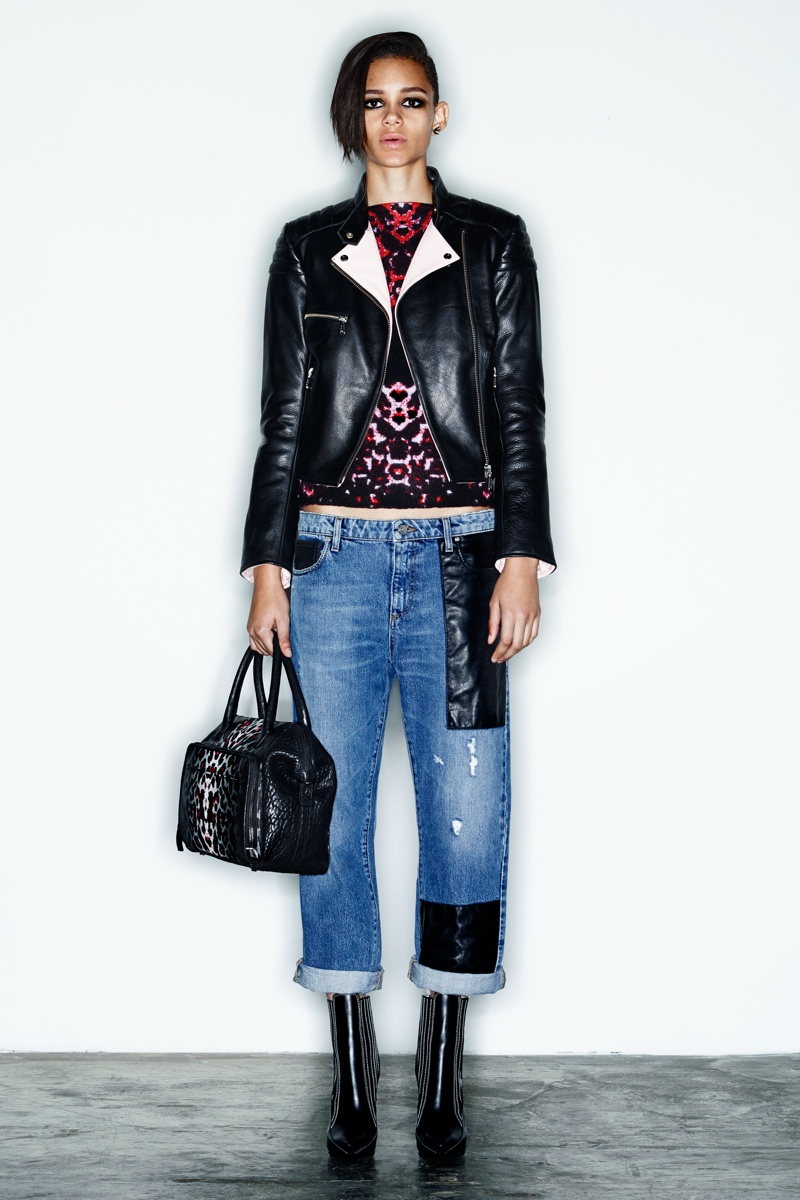 mcq alexander mcqueen prefall 2014 2 McQ Alexander McQueen Pre Fall 2014 Collection