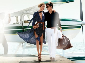 First Look | Karmen Pedaru for Michael Kors Spring/Summer 2014 Campaign