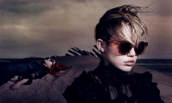 miley marc jacobs photos3 Juergen Teller Didnt Want to Shoot Miley for Marc Jacobs Ads