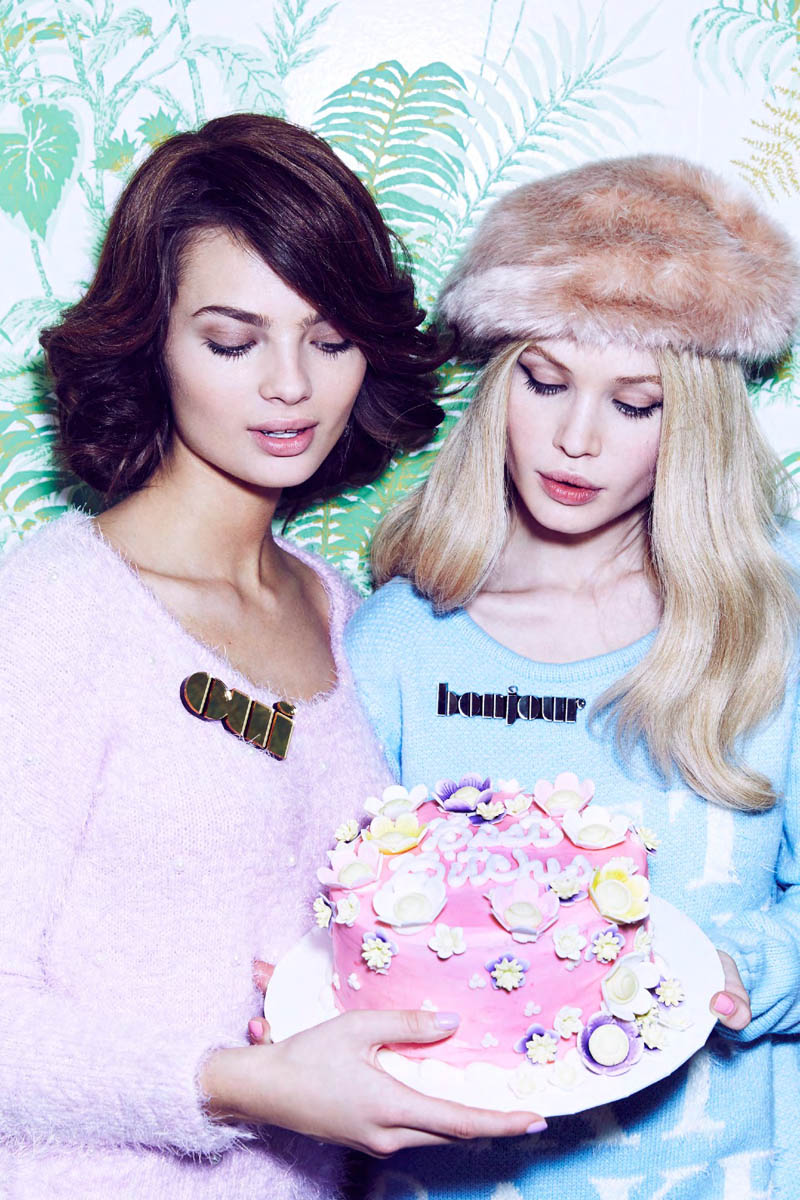 nasty gal valentines day 12 Moa Aberg + Camilla Christensen Front Nasty Gal Valentines Day Lookbook