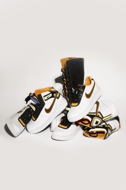 nike riccardo tisci collab See the Riccardo Tisci for Nike Shoe Collaboration