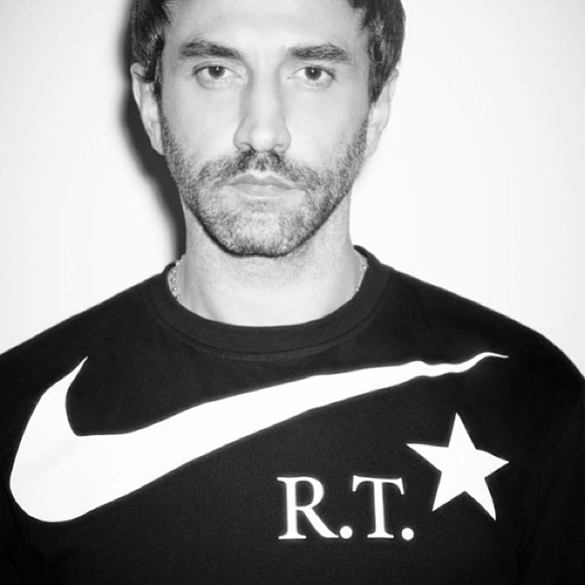 nike riccardo Riccardo Tisci & NIKE Collaborating on Spring Line