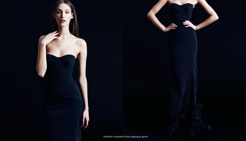 Franzi Mueller Gets a 'Fresh Start' with Nina Ricci Resort 2014 for Barneys New York