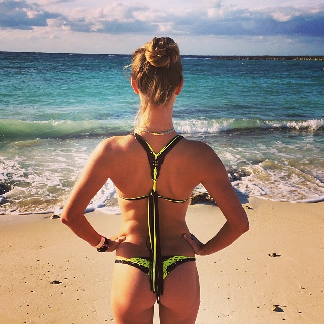 nina swimsuit Instagram Photos of the Week | Karlie Kloss, Georgia May Jagger + More