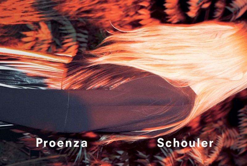 proenza schouler spring 2014 campaign8 David Sims Captures Proenza Schoulers Spring/Summer 2014 Campaign