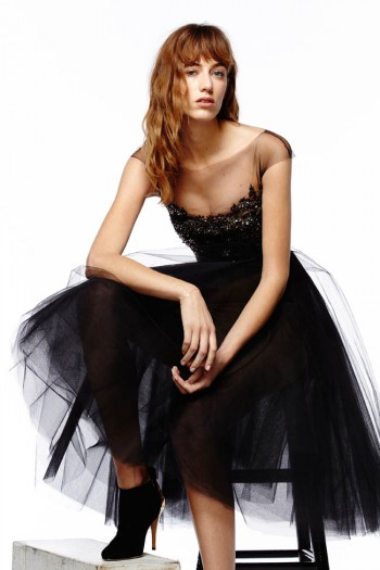 Reem Acra Pre-Fall 2014 Collection