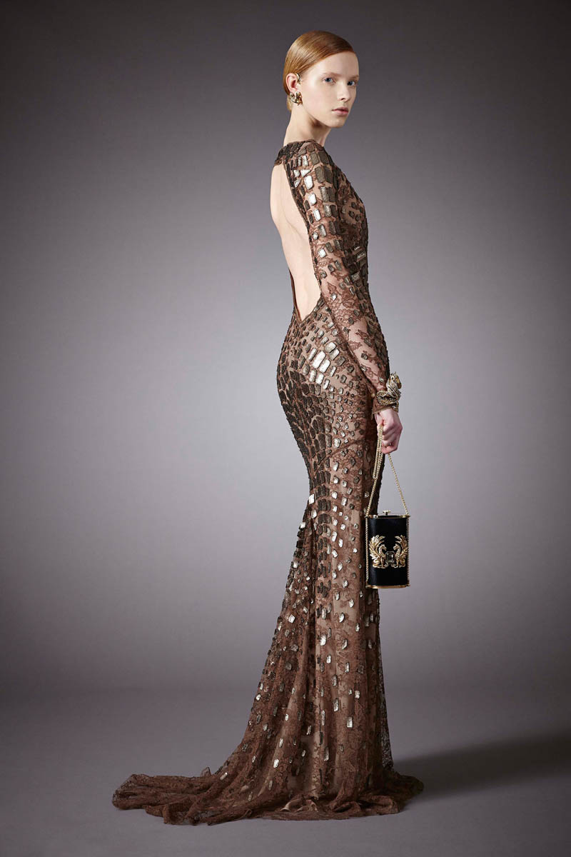 roberto cavalli prefall 2014 4 Roberto Cavalli Pre Fall 2014 Collection