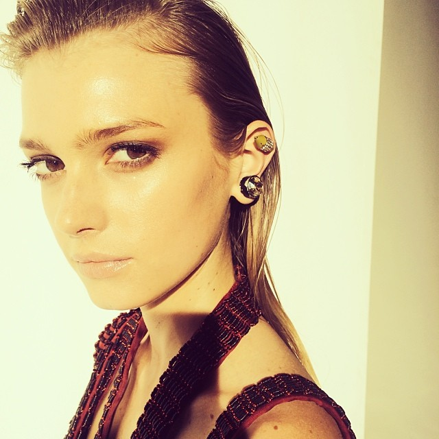sigrid vivia moda Instagram Photos of the Week | Toni Garrn, Bar Refaeli, Behati Prinsloo + More
