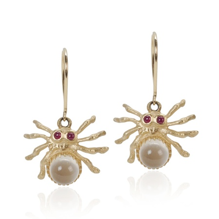 spider earrings 4 Jewel Trends from Fragments