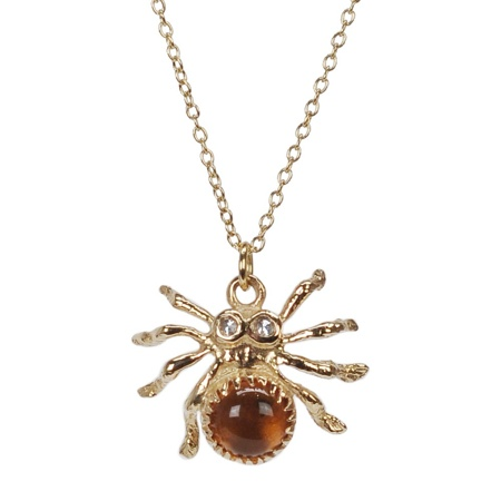 spider necklace 4 Jewel Trends from Fragments