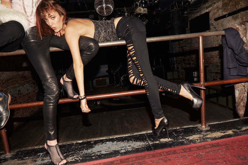 steve madden bowery 1 Steve Madden Embraces Rock and Roll Style for New Shoot