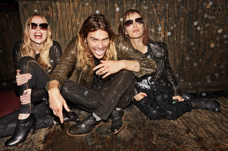 steve madden bowery 12 Steve Madden Embraces Rock and Roll Style for New Shoot