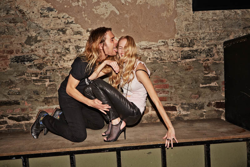 steve madden bowery 2 Steve Madden Embraces Rock and Roll Style for New Shoot