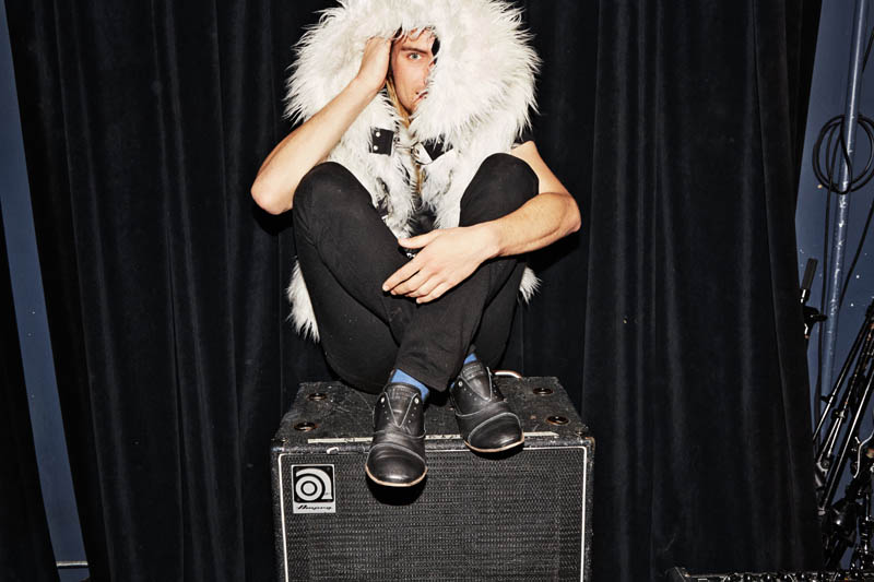 steve madden bowery 4 Steve Madden Embraces Rock and Roll Style for New Shoot